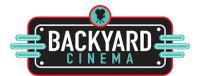 Backyard Cinema  : Brand Short Description Type Here.